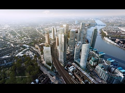 Future London 2020 - Tallest Building Projects and Proposals - 20+ New Skyscrapers