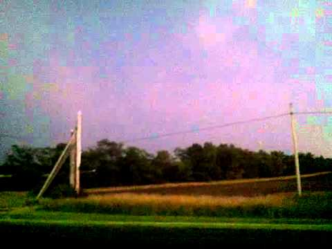 Electrical Storm - near Botkins, Ohio
