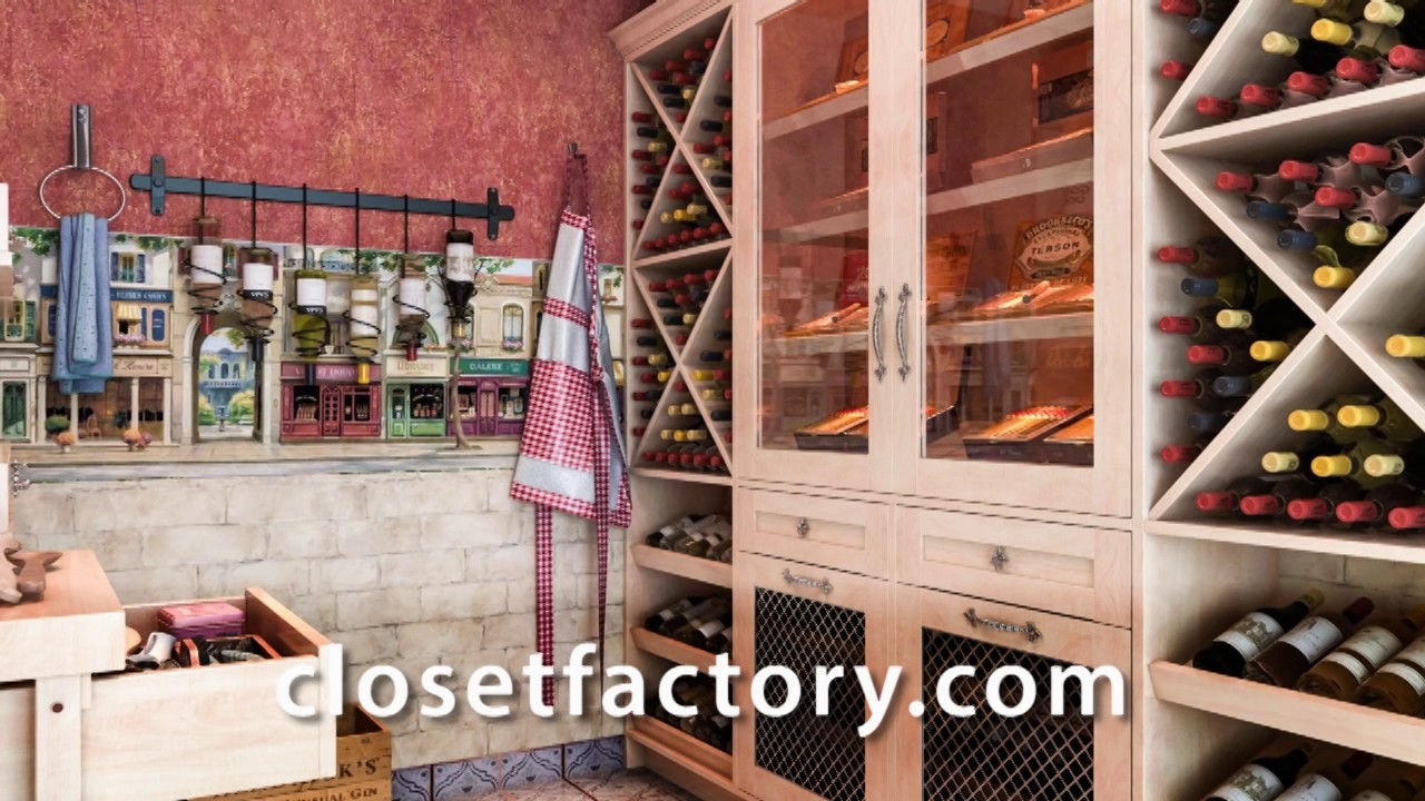 #CustomClosets #ClosetFactory