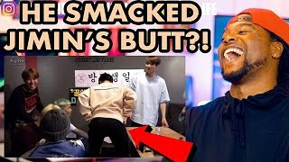 An Introduction to BTS: Jimin Version | He smacked Jimin's butt!!!! MP3
