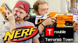 Full Office War - NERF TTT