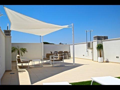 Modern villas in San Pedro del Pinatar - Murcia - Spain