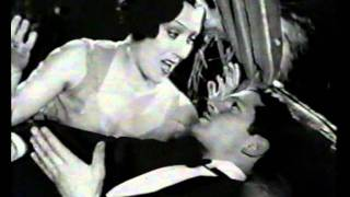 "Gloria Swanson sings ""I Love You So Much That I Hate You"": Perfect Understanding (film) 1933"
