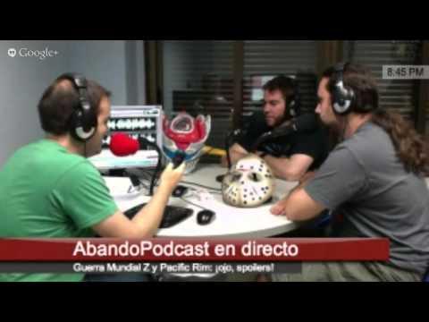 AbandoPodcast 36 Guerra Mundial Z y Pacific Rim
