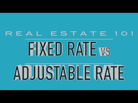 adjustable mortgage rates vs fixed mortgage Determining if a fixed- or adjustable-rate mortgage is right for you depends on  your personal situation, and your appetite for financial risk.
