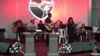 No hay lugar en el mesón + Felices Pascuas  ---- Ministerio de Cuerdas Eli C