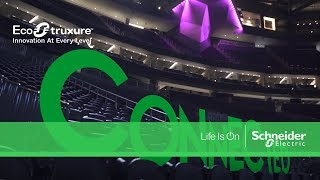Schneider Electric's Partner Value Chain at T-Mobile Arena