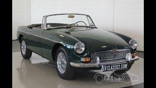MGB Cabriolet 1965-VIDEO- www.ERclassics.com