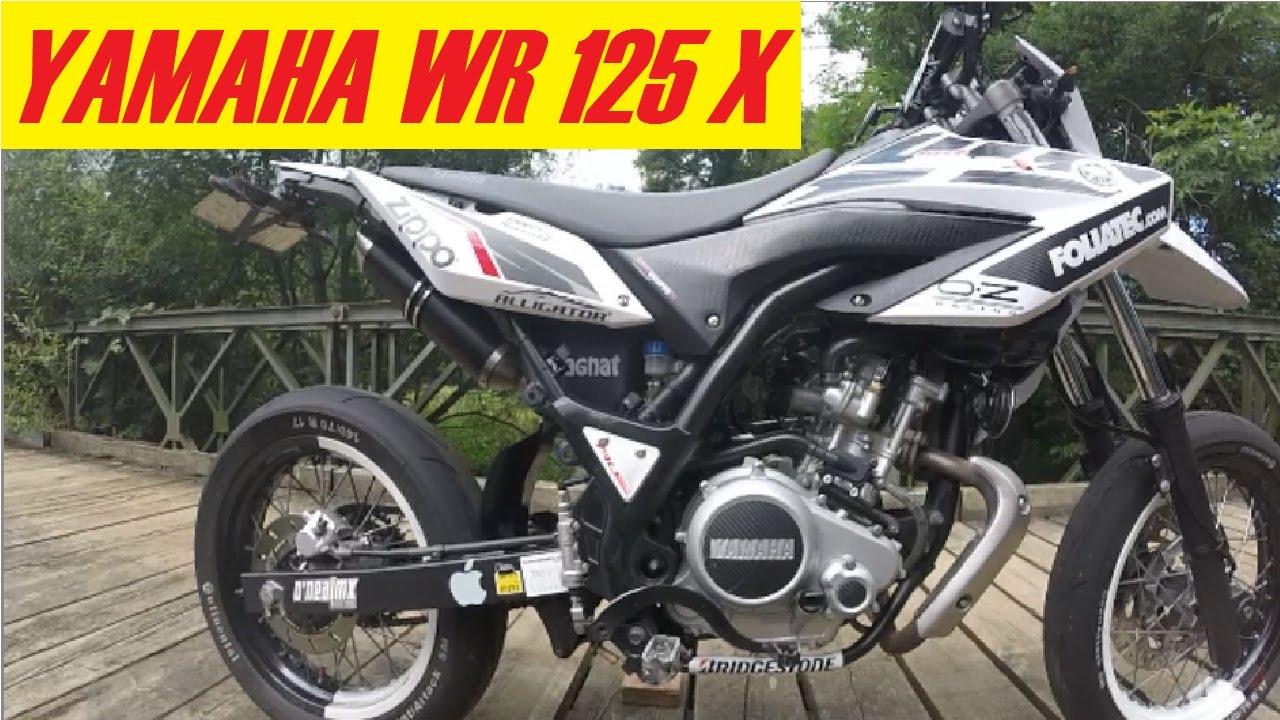 Yamaha WR125X | Bike, Dirt bike, Yamaha