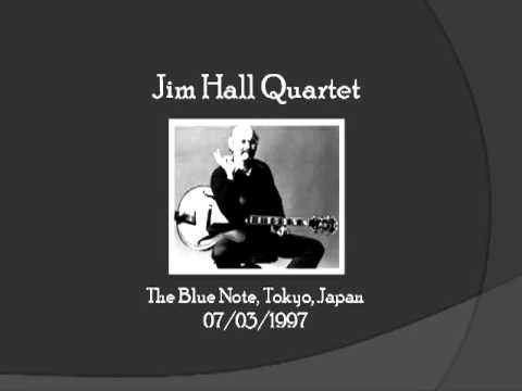 【TLRMC059】 Jim Hall Quartet  07/03/1997