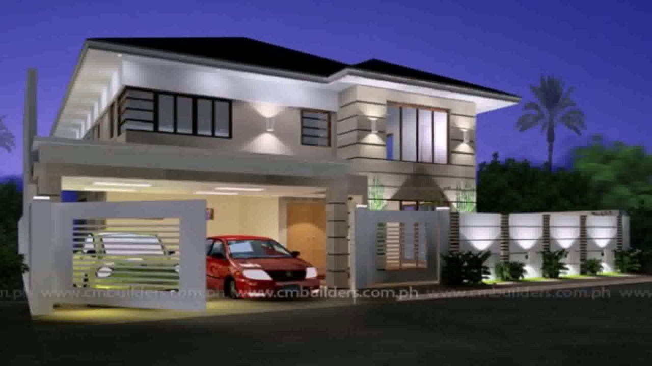 Zen Style House Design YouTube