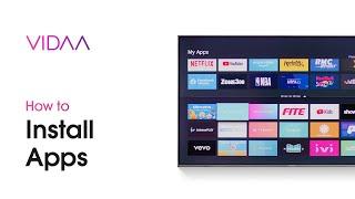 How to install apps - VIDAA screenshot 3