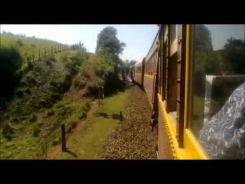Miniatura de Video Viagem De Trem Maria Fumaça Entre Anhumas E Jaguariuna-SP 21:20 Turismo - Travel