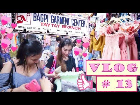 Vlog #13 - TAYTAY TIANGGE 2018 (BAGPI Tour) + 10K Subscribers Giveaway ( Taytay Vlog)