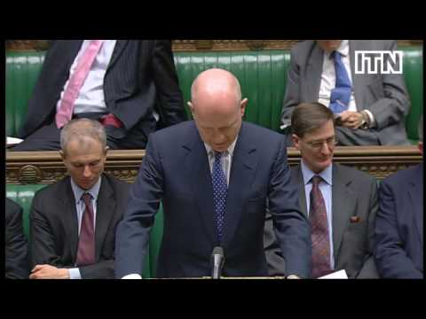 Hague responds to Miliband statement on Israel