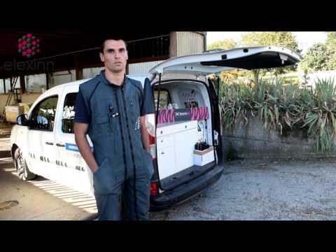 Interview XtremiA de Pierre Burnol, inséminateur chez XR REPRO