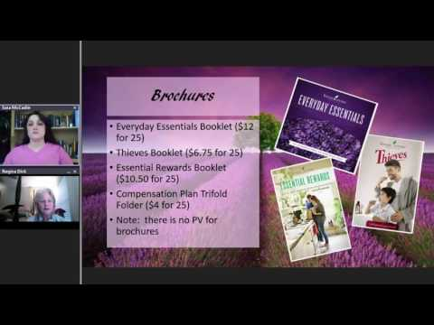 Young Living Oils at Booth Events: Good Idea or Not?