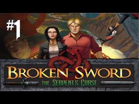 Broken Sword 5 - The Serpents Curse [Part 1]  
