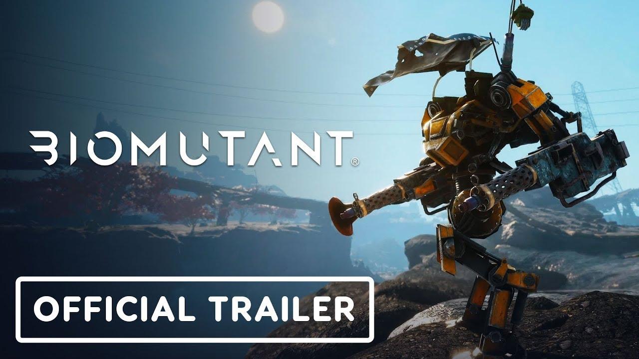 Biomutant - Official World Trailer - IGN