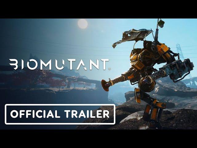 Biomutant - Official World Trailer