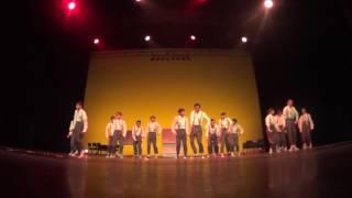 hkcc dance society 7th annual performance 狂 team c poplock