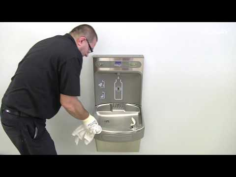 EzH2O Bottle Filling Station Installation (English)