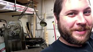 Milling machine and DIY 3 phase converter