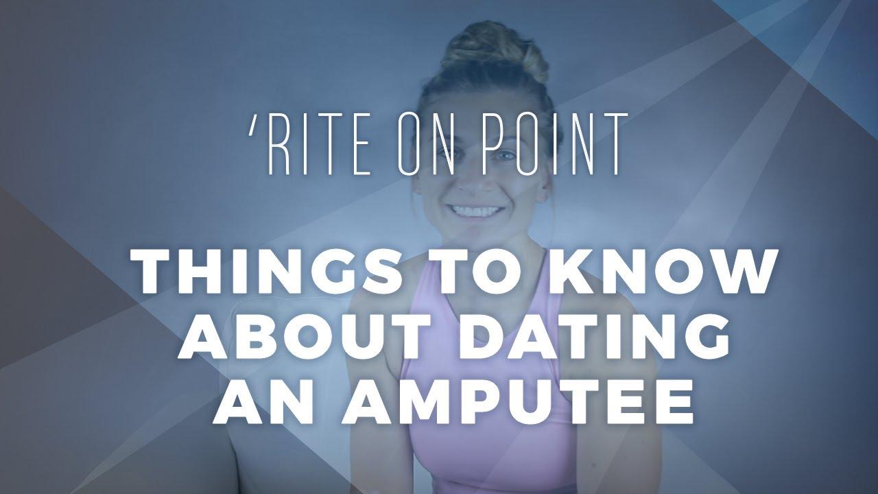 Dating Omul a amputat