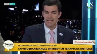 """Urtubey demoledor contra Alberto Fernández: """"Es el camino a la autocracia"""""""