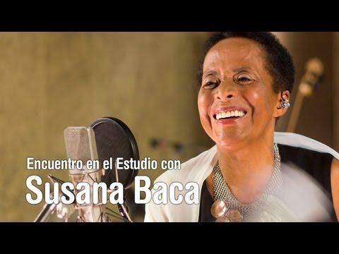 Susana Baca - Encuentro en el Estudio - Programa Completo [HD]