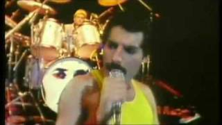 Queen - Another One Bites The Dust  / VIDEO ORIGINAL