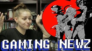 Persona 5 Is RUINED (lol) | GAMING NEWZ