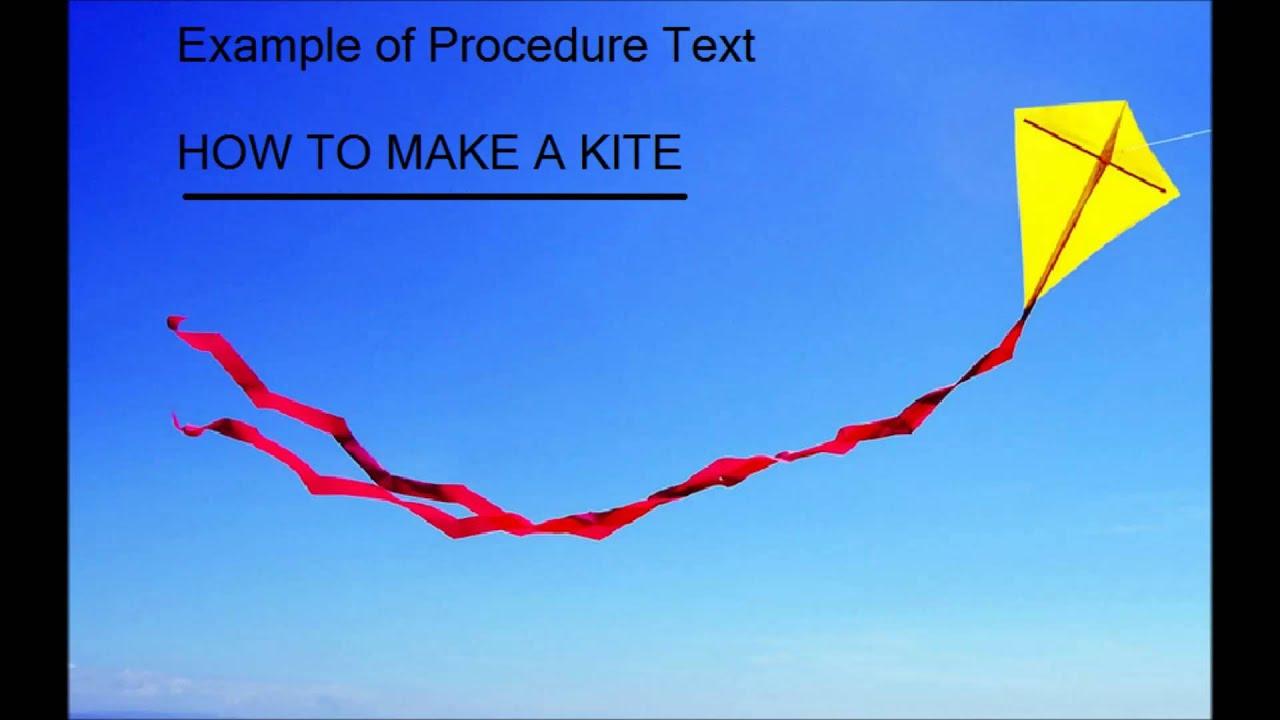 Contoh Procedure Text Tentang Kerajinan Tangan Dalam ...