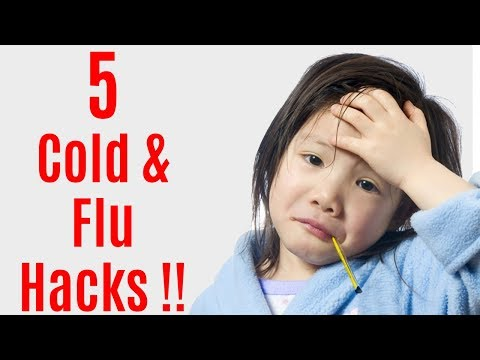 5-cold-&-flu-hacks-that'll-help-you-feel-better-||-home-remedies-for-flu