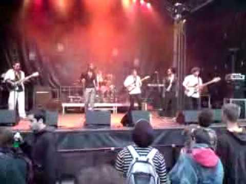 Nyaman - live - Fete de la Musique Strasbourg