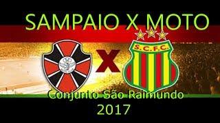 SAMPAIO X MOTO do conjunto São Raimundo