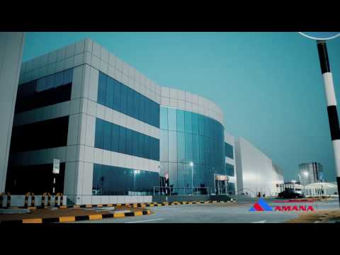 Ocean Fair International warehouse - handover video