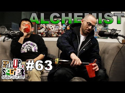 FDS #63  ALCHEMIST  OPENS UP ABOUT PRODIGY & THE NIGHT THEY GOT ARRESTED