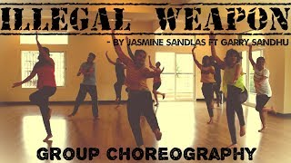 """Illegal Weapon"" Dance Choreography 