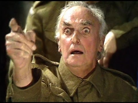 Dad's Army - Uninvited Guests - ... the Ruby will bring you deaath!...