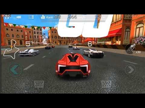 """Crazy for Speed """"S Class Cars Hurricane"""" Speed Car Racing Games - Android Gameplay F 9"""