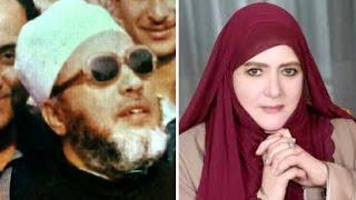 الشيخ كشك والممثله شمس البارودي وفيلم حمام الملاطيلي
