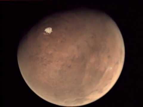 Mars Express Full Orbit Video 2.0