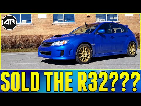 I SOLD THE R32???