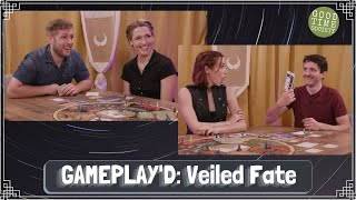 'Gameplay'd' | Veiled Fate Playthrough Video | IV Studio