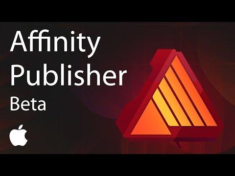 Affinity Publisher Beta (FULL TUTORIAL) Live Session