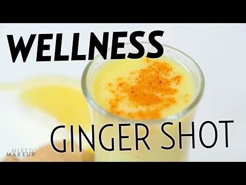 Ginger Shot Recipe to Boost Energy | Beauty Bytes