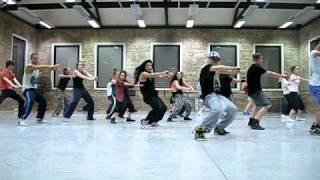 'Hard' Rihanna dance class choreography by Jasmine Meakin