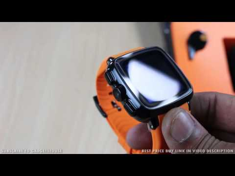 Intex Irist Smartwatch Unboxing, Quick Review, Pros and Cons