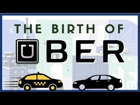 How Did Uber Start?  The Birth of Travis Kalanick & Garrett Camp